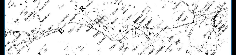 mapa veca