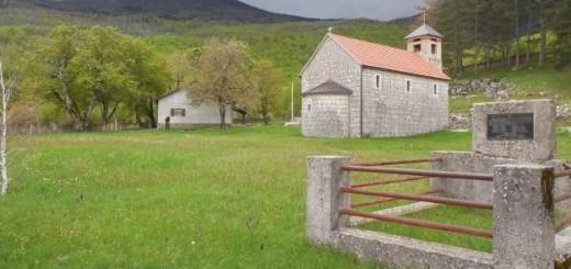 crkva u gubinu